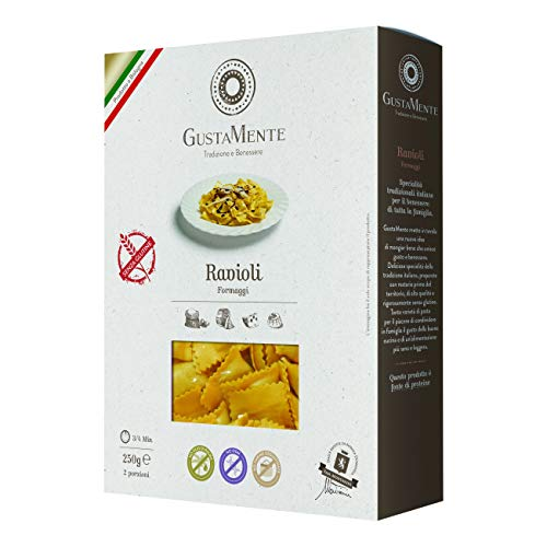 Taste Italy GustaMente Ravioli Ai Formaggi 250 g
