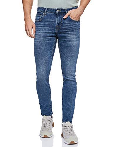 Guess Jeans Chris Skin Tight Uomo M01A27D3YD2 Lavaggio Medio TG 28 W 30 L