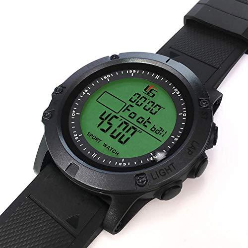 Ritapreaty Voetbal Stop Horloge Timer, Waterbestendig Nachtlampje Countdown Stopwatch voor Voetbal Honkbal Outdoor Sporten, 1.06in