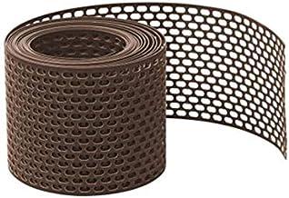Fassadenprofile walsband ventilatie/vogelschroot, PVC, 5 meter,