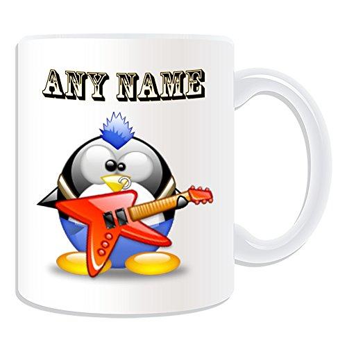 De regalo con mensaje personalizado - taza de desayuno con diseño de...