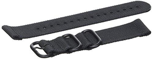 Suunto Traverse Alpha Bracelet de montre Noir
