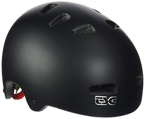 TSG Helm Superlight Solid Color, Flat Black, L/XL, 750011