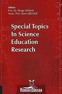 Speciale Topics In Wetenschap Education Research