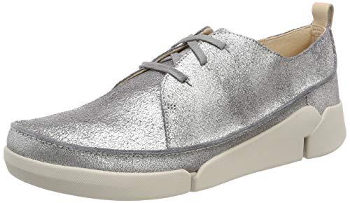 Clarks Tri Clara, Zapatos de Cordones Derby Mujer