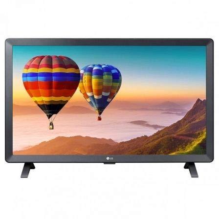 LG TELEVISOR 24TN520S-PZ - 23.6'/59.9CM - 1366 * 768-200CD/M2-16:9-14MS - Smart TV - WiFi - 2 * 5W - 2*HDMI - USB - BT - FUNC.