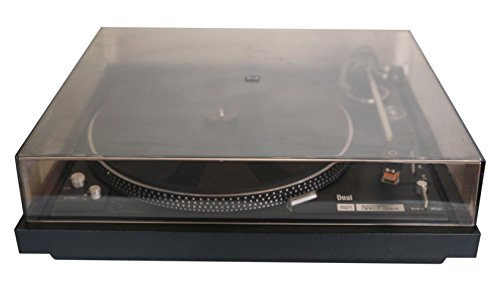 Dual 621 Plattenspieler in schwarz
