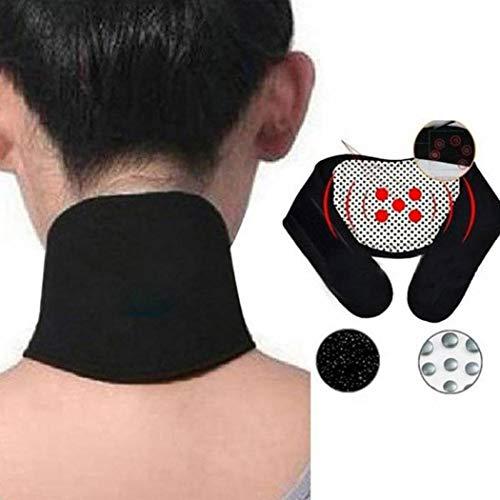 Begorey Cinghia per il Collo di Protezione Rscaldante Spontanea della Vertebra Cervicale Collo