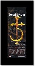 Devil Driver - The Last Kind Words Mini Poster - 28.5x10cm