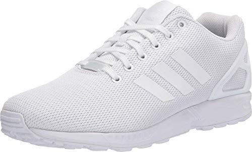 adidas Originals ZX Flux, Unisex-Hausschuhe, Weiß - Bianco Calzature Bianco Calzature Bianco Calzature Bianco - Größe: 40.5 EU