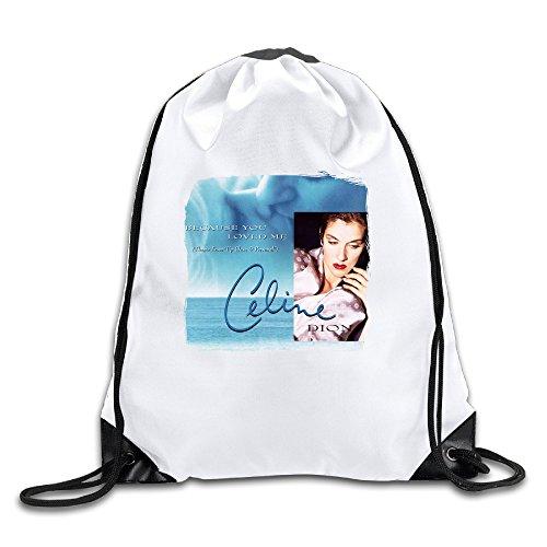 Logon 8 Because You Loved Me Cool Drawstring...