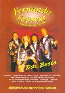 DAS BESTE - arrangiert für Songbook [Noten / Sheetmusic] Komponist: FERNANDO EXPRESS
