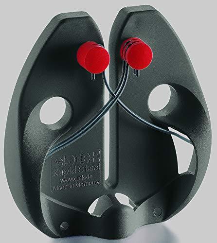 Dick Messerschärfer Rapid Steel, Farbe schwarz