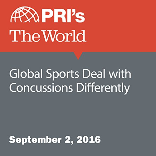 Global Sports Deal with Concussions Differently cover art
