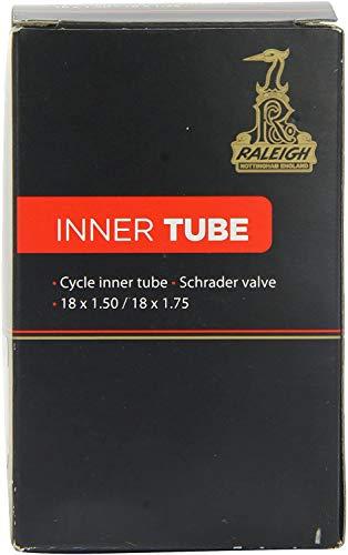 Raleigh da Uomo Inner Tube-Black valvola Schrader, 24x 1.50–5,4cm, Uomo, Schrader Valve, Black, 40,5 cm