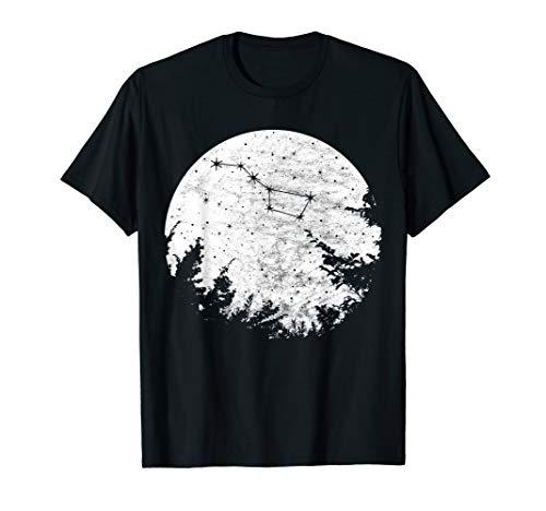 Großer Wagen T-Shirt Sternenkonstellation Sternbild Galaxy