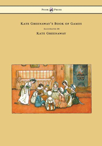Download Kate Greenaway's Book of Games (English Edition) B00JQHYTJ6
