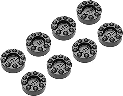 Set of 8 AudioSerenity ISO-9H-35 Speaker Isolation Pads by AudioSerenity
