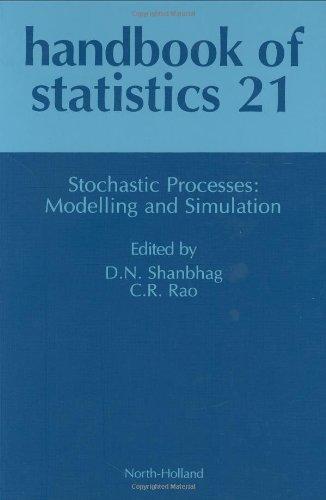 Stochastic Processes: Modeling and Simulation (Volume 21) (Handbook of Statistics, Volume 21)の詳細を見る