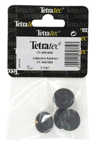 Tetra Haftsauger für IN 400/600 plus (Zubehör für IN plus Innenfilter, Ersatzteil für Aquarienfilter)