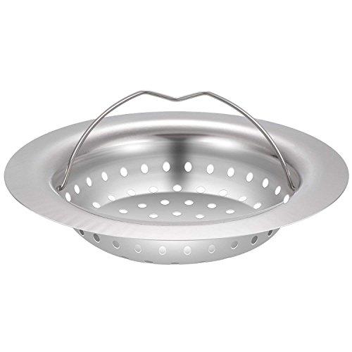 """Siebkörbchen, 2-Pack PChero Edelstahl 11cm/4.33""""Außen-Durchmesser Küche Sieb"""