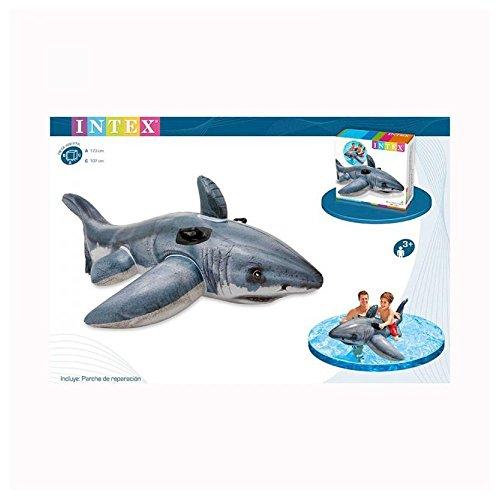 Tiburon Blanco Hinchable -cv15-