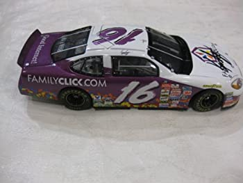 Nascar Die-cast #16 Kevin LePage FamilyClick.com Racing Team Edition Ford Taurus Series Collector s Model Car in a 1 24 scale Manufactured by Team Caliber