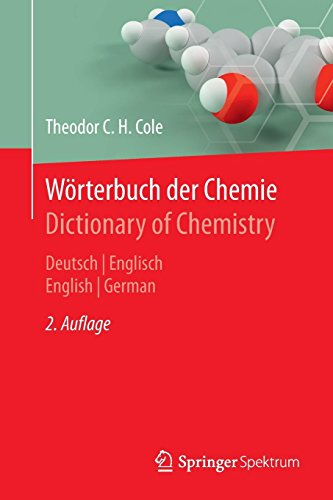 chemie wörterbuch