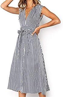 eecb5a71a04 Amazon.fr   les dos - Robes   Femme   Vêtements