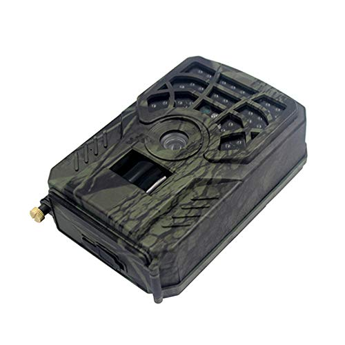 Jagdkamera, Überwachung von Wildtieren, Infrarotkamera, 5 Millionen, 720P, Waldjagdkamera im Freien 5MP 3G Wildlife-Camera Fotokoffer Überwachungskamera GPRS 120 ° HD Jagd kam