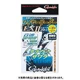 がまかつ(Gamakatsu) リーダー ワイヤーリーダーEXII ショート ワイヤー 20cm 45号 23kg 45613