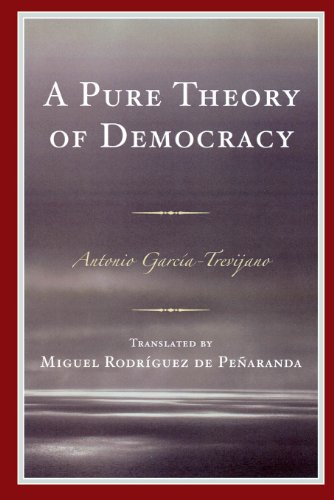 A Pure Theory of Democracy (English Edition)