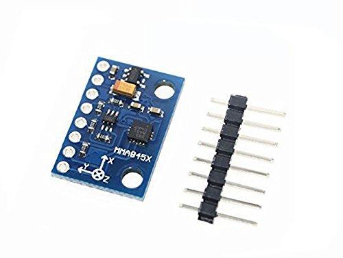 ARCELI MMA8452 DREI Achsen Beschleuniger Beschleunigungssensor Modul Schild Für Arduino