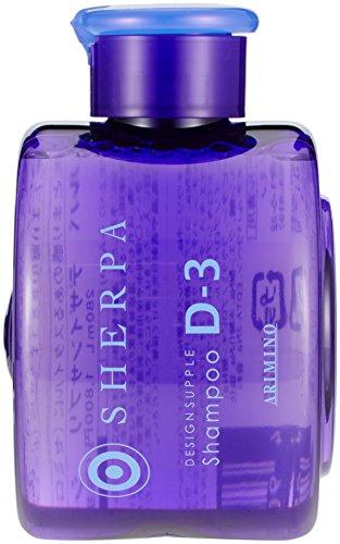 ARIMINO | Shampoo | Sherpa Deisgn Supplement Shampoo D-3 280ml (Japan Import)