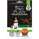 Pro Plan Friandise Focus Pro Sticks avec du Agneau pour Chien - Lot de 8