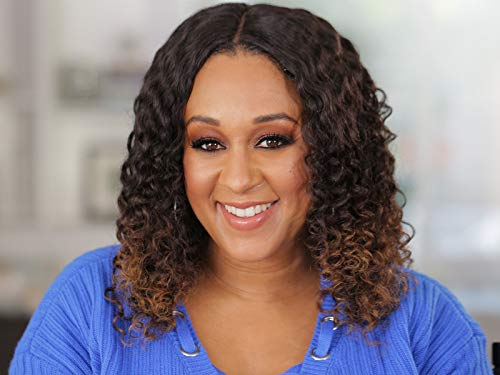 Tia Mowry's Tips for Curly Hair Extensions