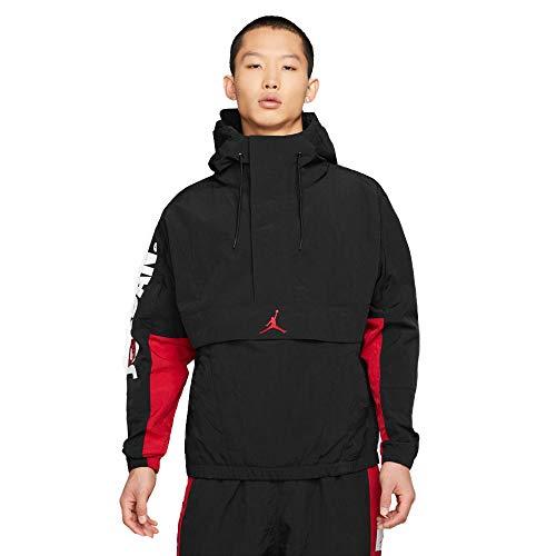 Nike Jordan Jumpman Classics Anorak black/gym red/white (XL)