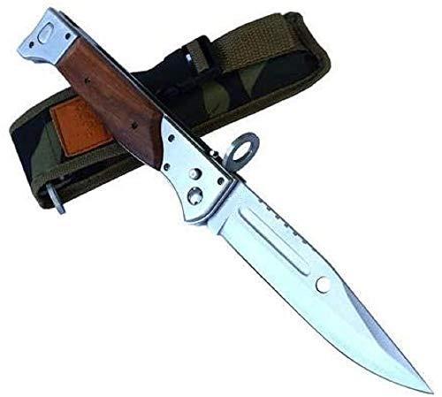 KOSxBO CCCP 47 UDSSR Taschenmesser, Zweihandmesser- Messer scharf, Gesamtlänge 27 cm Gürtelmesser Jagdmesser