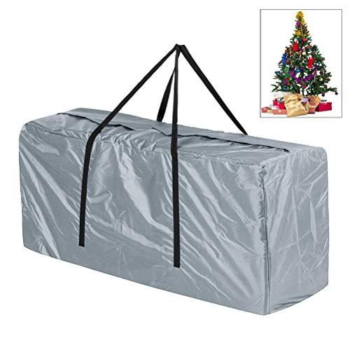 Gobbuy Weihnachtsbaum Aufbewahrungstasche Tasche aufbewahrung Weihnachtsbäume Tannenbaum S/M/L reißfestes Material wasserdichte UV-Beständiges Tragegriffe für einfache Mobilität