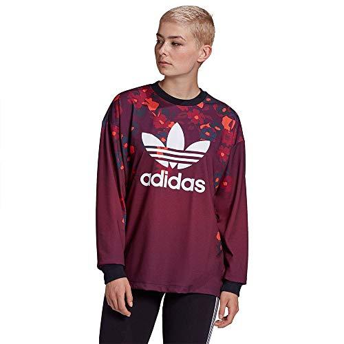 adidas Crew Sweater Maglia di Tuta, Multco, 56 Donna