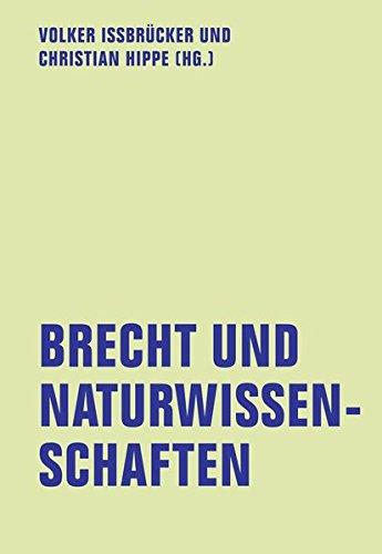 Brecht und Naturwissenschaften: lfb texte 2