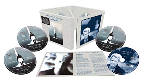 Cross That Line: Expanded Deluxe 3cd/1dvd Set