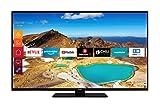 Telefunken XU43E512 109 cm (43 Zoll) Fernseher (4K Ultra HD, HDR 10, Triple Tuner, Smart TV, Prime Video)