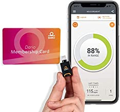 Dario Value Pack Kit - Blood Glucose Monitoring Set. Test Your Blood Sugar On an iPhone Smartphone. Kit for Diabetes: Glucose Meter All-in-One Device + 12 Month Auto-Shipped Test Strips (iPhone)