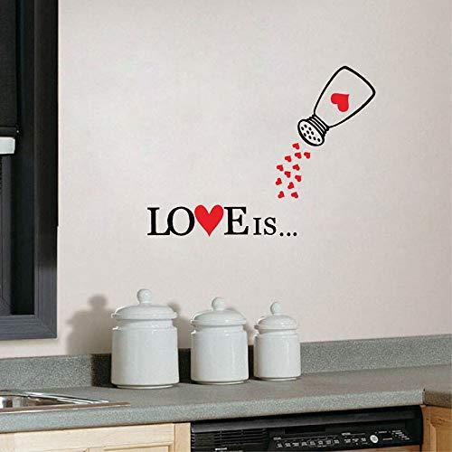 Aiwei creatieve muur sticker