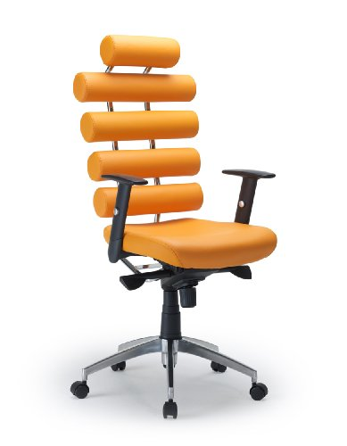 Easychair Almere design-chair stoel, oranje