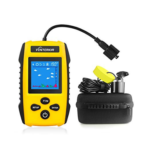 Venterior Portable Fish Finder H...