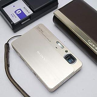 SONY 索尼 数码相机CybershotT700 (1010万像素x4内存4G3.5型触摸P液晶)金色 丝绸700/N