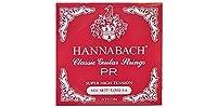 HANNABACH ハナバッハ クラシックギターバラ弦 8151SHT