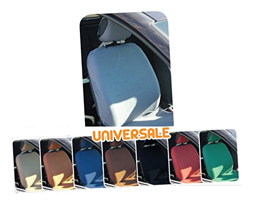 Simple Funda para asiento delantero de coche universal MoodEra antistropicciamento color BEIGE